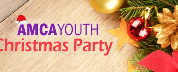Amca YOUTH Christmas Party
