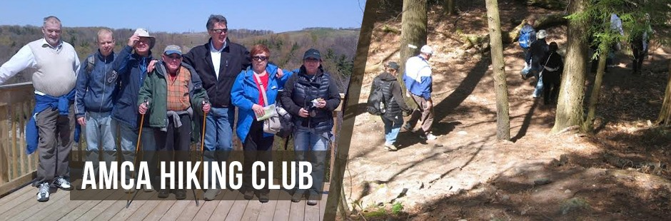 AMCA Hiking Club