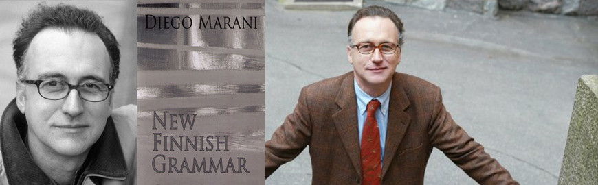 BOOK CLUB Meeting Summary / New Finnish Grammar by Diego Marani